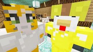 Minecraft Xbox - Ocean Den - Disco Dancing (17)