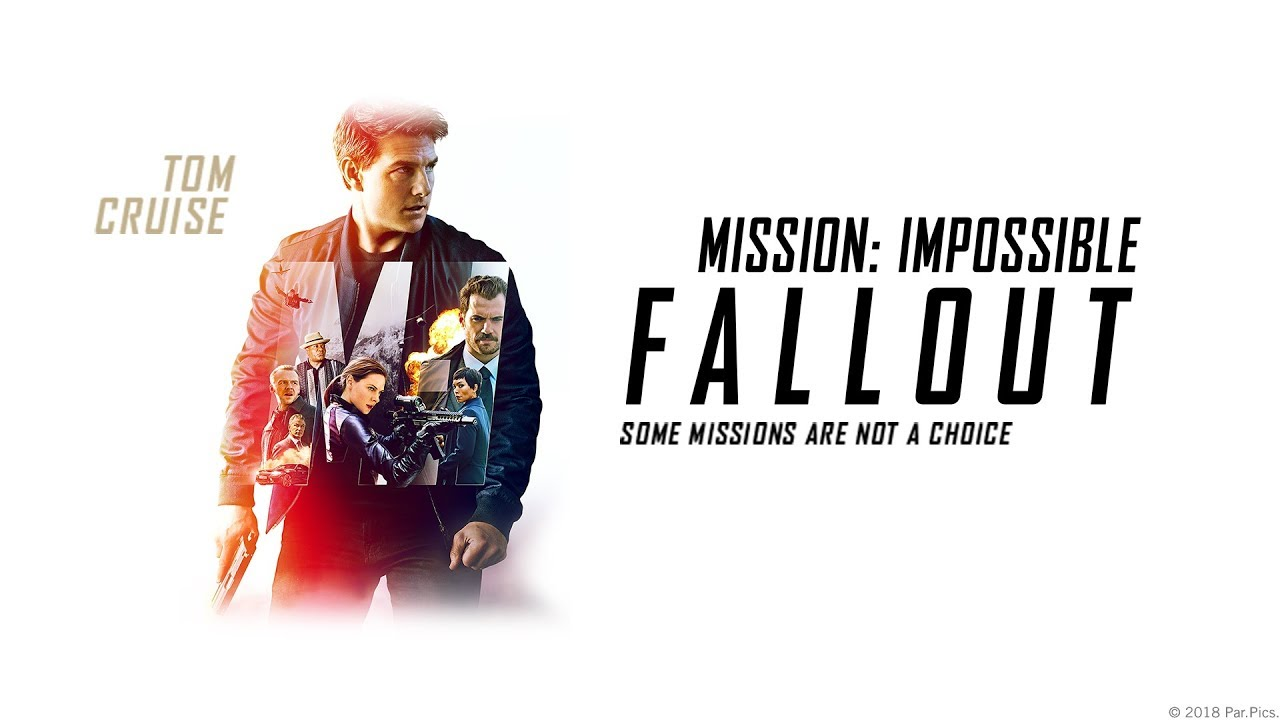 Mission: Impossible - Fallout | internationale HD trailer - UPInl
