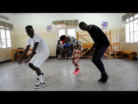 JIBEBE- Dance Video - Diamond platnumz ft Mbosso ft Lava Lava Wasafi  Rwanda Dance Cover