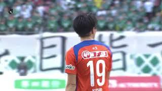 2018年3月3日(土)に行われた明治安田生命J2リーグ 第2節 新潟vs松本...