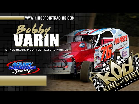 Albany Saratoga Speedway (KOD Small Blocks 9/15/17)