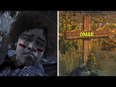 "Omar's Death Cut Content - The Walking Dead:Season 4 Episode 4 ""Take Us Back"" - The Final Season"