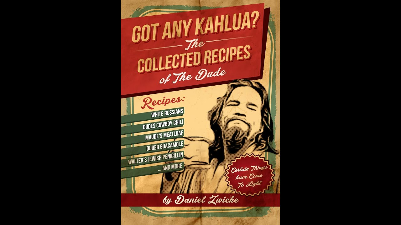 the big lebowski cookbook youtube