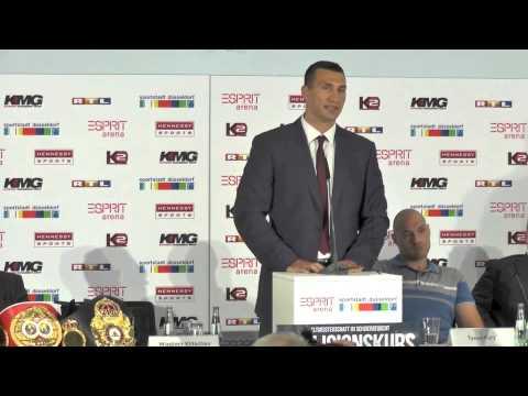 klitschko fury pressekonferenz