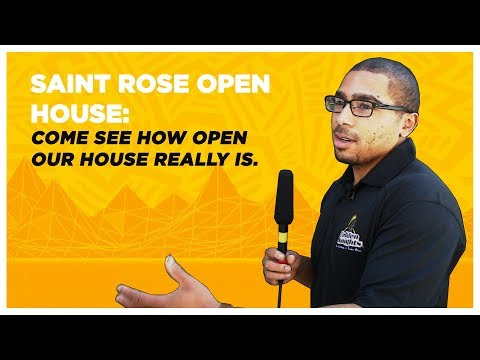 The College of Saint Rose Open House Experience