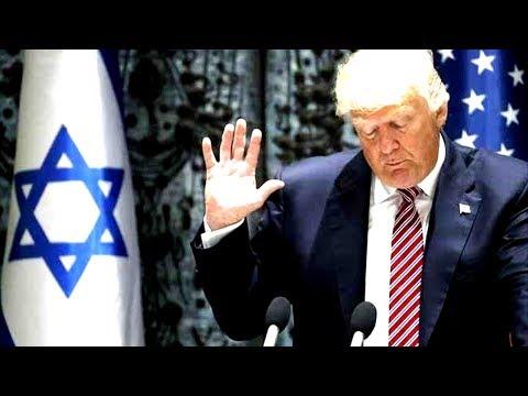 JERUSALEM DECLARED CAPITAL OF ISRAEL: President Trump HUGE Statement Jerusalem Embassy 2017 Speech