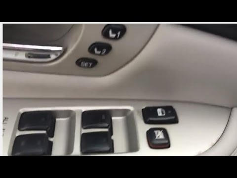 2006 Camry Wiring Diagram How To Fix Power Window Lexus Rx330 Amp Is350 Gs350 Toyota
