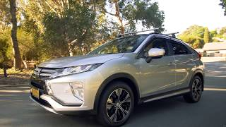 Zoom Test Drive | Mitsubishi Eclipse Cross