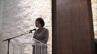 Adult Bar/Bat Mitzvah Celebration 2013 - Dvar Torah by Wendy Bleiweiss