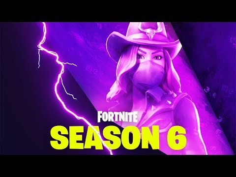 Cowgirls in Season 6 of Fortnite  Chaos
