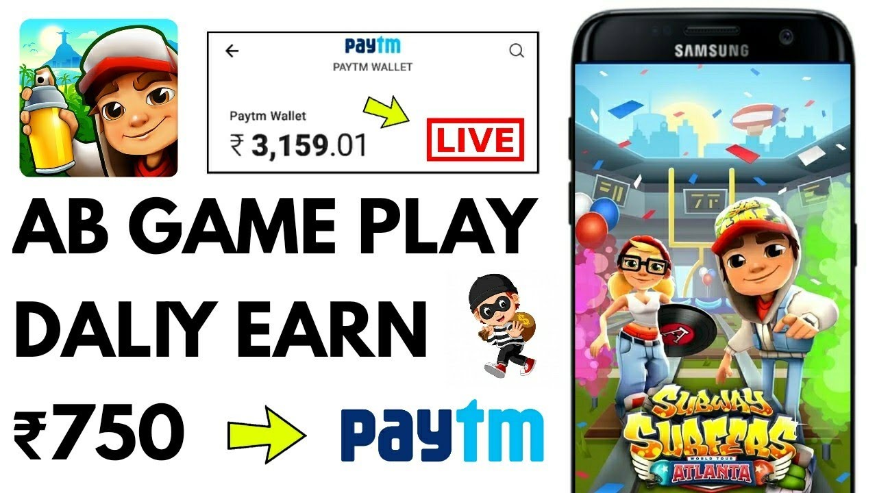 Games That Pay Through Paypal