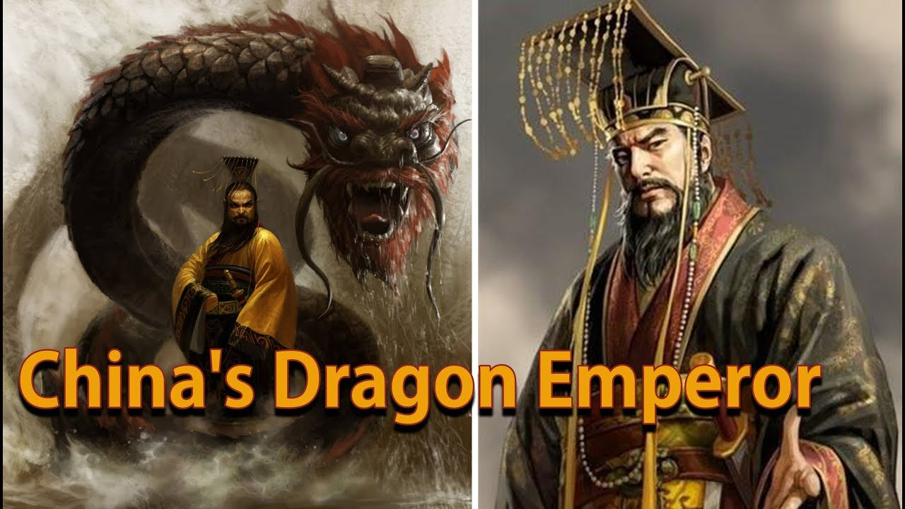 Download China's First Emperor - Qin Shi Huang The Dragon Emperor
