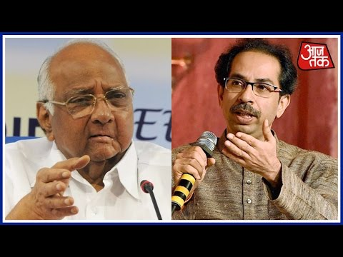 Aaj Subah: Uddhav Thackeray Taunts Sharad Pawar On Receiving Padma Bhushan