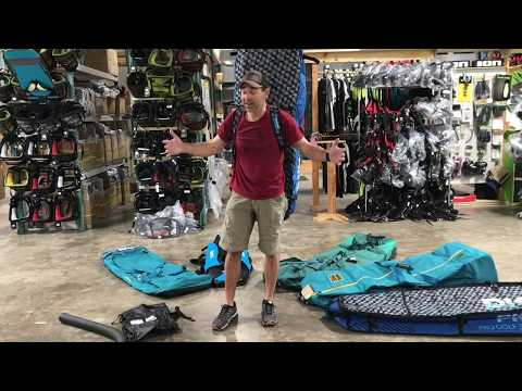 How To Pack A Travel Bag For A Kiteboarding Trip By Kiteboarding.com