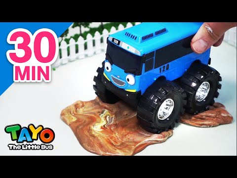 [Tayo's Toy Adventure] #02 Special Compilation (30mins)