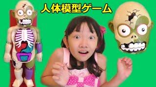 ★Mannequin Game★「恐怖!ドキドキクラッシュ人体模型」で遊んだよ★ thumbnail