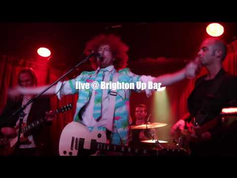 Big Red Fire Truck live @ Brighton Up Bar