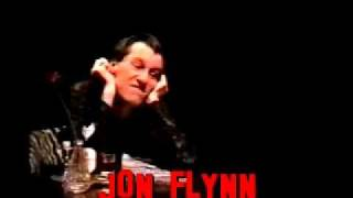 JON FLYNN-SEX AND THE SINGLE.ONE MAN SHOW MONOLOGUE