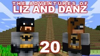 Adventures of Liz and Danz Pt20 (Minecraft)
