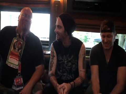 Three Days Grace Interview