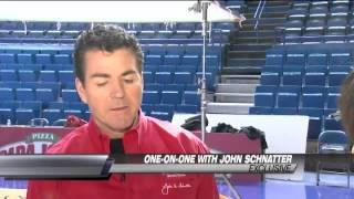 Papa John's John Schnatter Talks About Friendship with Coach Calipari