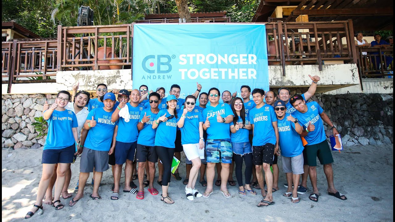 { CB Andrew Company Team Building } Terrazas de Punta Fuego | Corporate Event Photo & Video Coverage