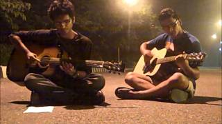 dilko tumse pyar hua...(RHTDM) unplugged guitar cover............