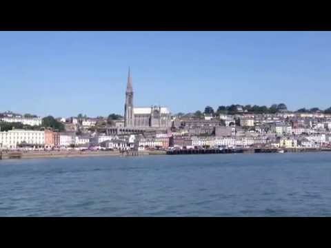 Cobh a great place for a holiday