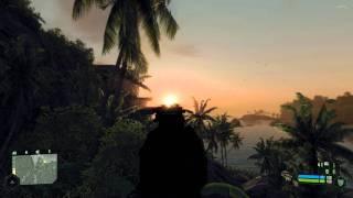 Crysis Gameplay, Ultra High Settings, 8xAA, Dx9, 1080p