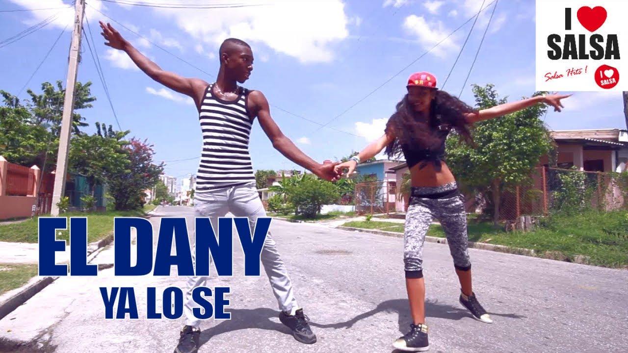 EL DANY ► YA LO SE ► (SALSA GHETTO - SALSA DEL BARRIO) I LOVE SALSA!