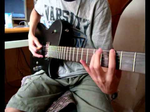 Muse Time Is Running Out Guitar Cover