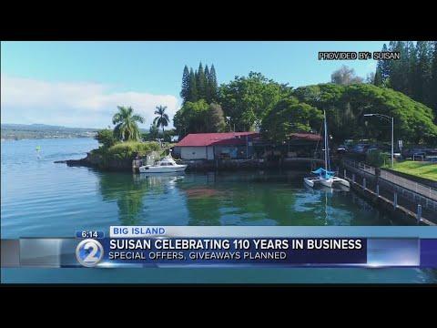 Popular Hawaii Island Fish Market Celebrates 110th Anniversary