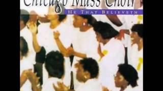 Watch Chicago Mass Choir When The Praises Go Up video