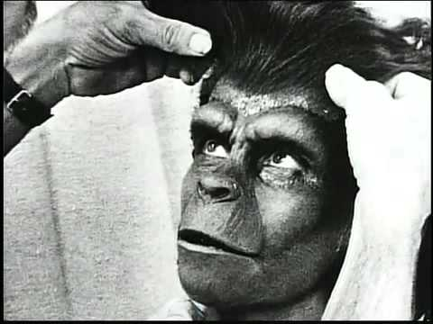Planet of the Apes  Actor Background