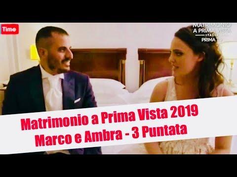 """matrimonio-a-prima-vista-2019---marco-e-ambra-""""prima-notte-di-nozze""""-3-puntata-(11/09/2019)"""