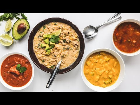 Cozy Vegan Soups & Stews   Easy + Healthy ��