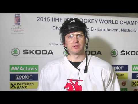 Rolandas Aliukonis komentaras Estija