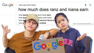 HOW MUCH DO WE MAKE? (Answering Most Searched Questions) | Ranz and Niana