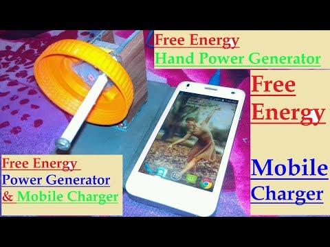 free energy genrator