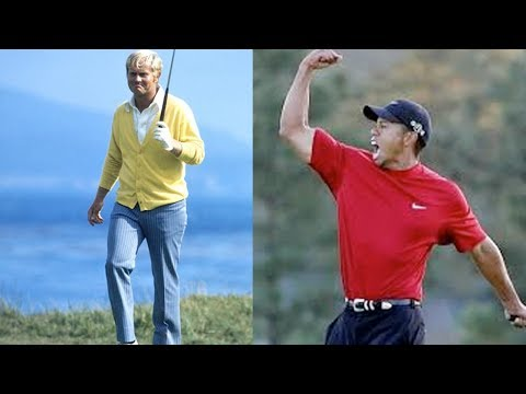 A Story About Jack Nicklaus and Tiger Woods