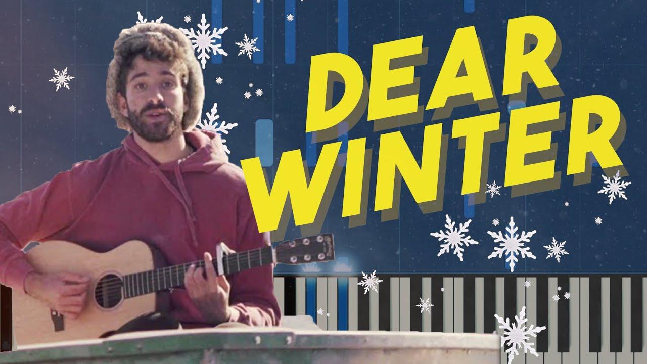 Ippznywm20amam Dear winter chords by ajr. https www youtube com watch v gg2cbvzo4du