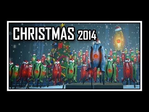 Portal 2 - Christmas 2014 [60fps] (unfinished)