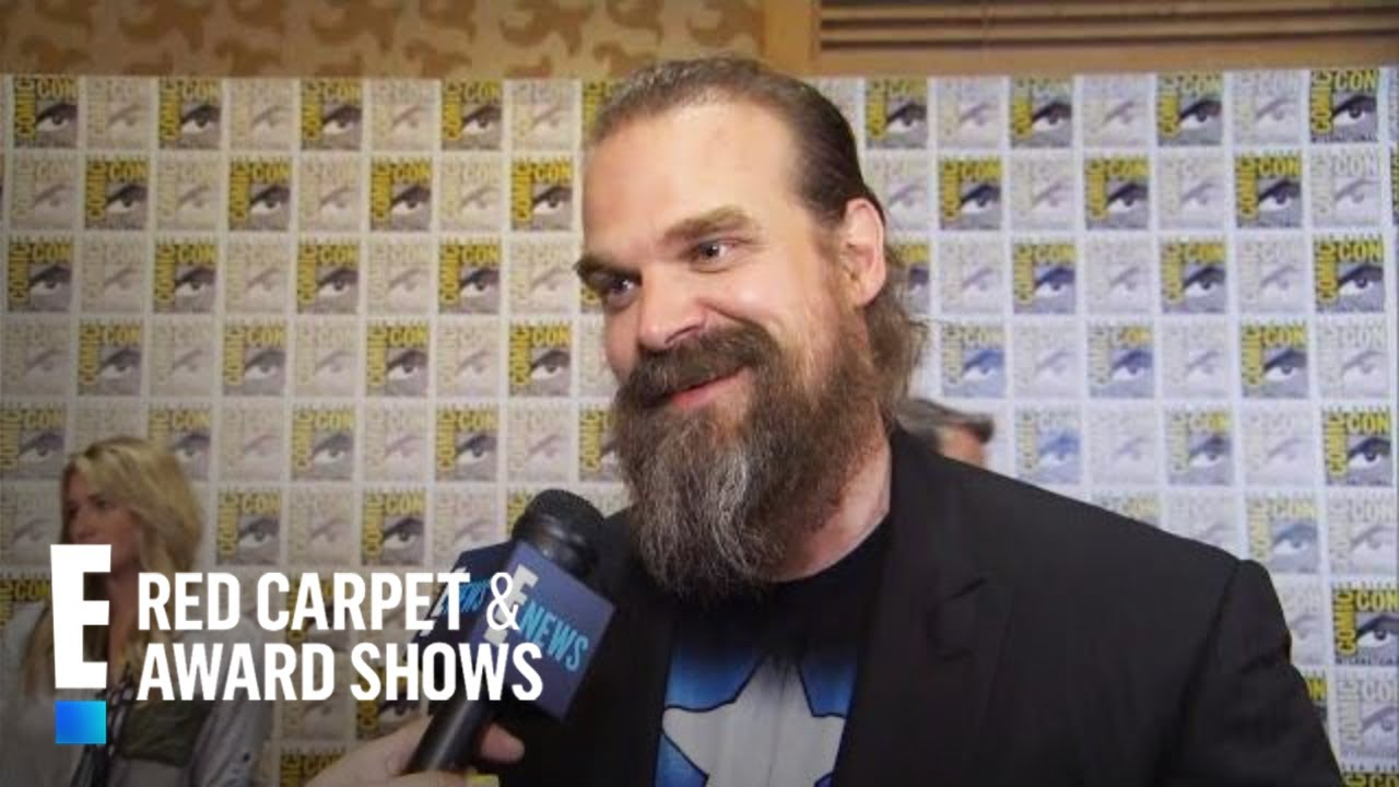 David Harbour Talks Going From
