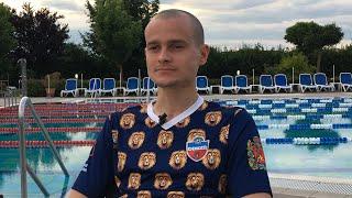 """Павел Комолов: """"В """"Енисей"""" Аленичев пригласил лично"""""""