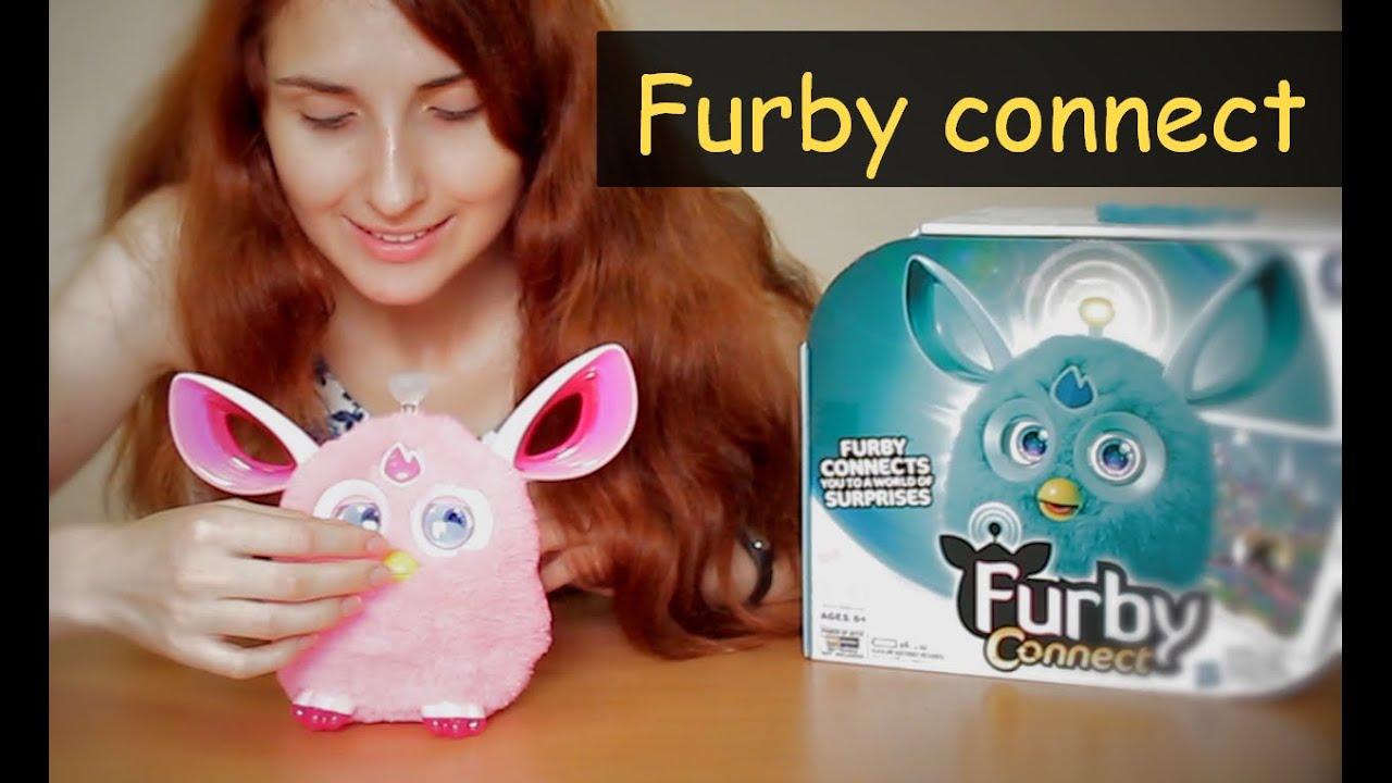 Новый Furby Connect. Умнее. Больше. Пушистее! - YouTube