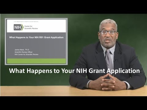 What Happens To Your NIH Grant Application