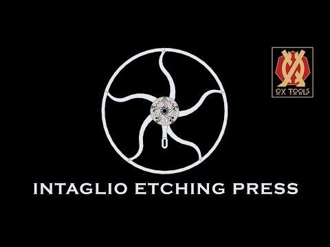 Etching Press Guide Keys P1