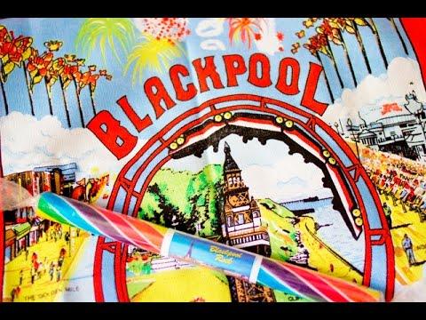 Chumbawamba Blackpool Rock by Czarny iTek