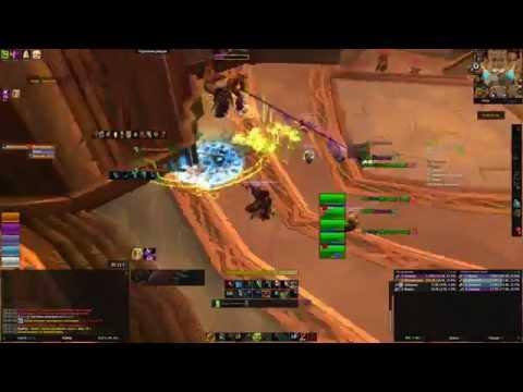 World Of Warcraft | Снято с помощью GeForce GTX
