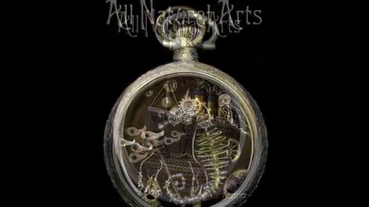 all natural arts pocket watch sculptures youtube